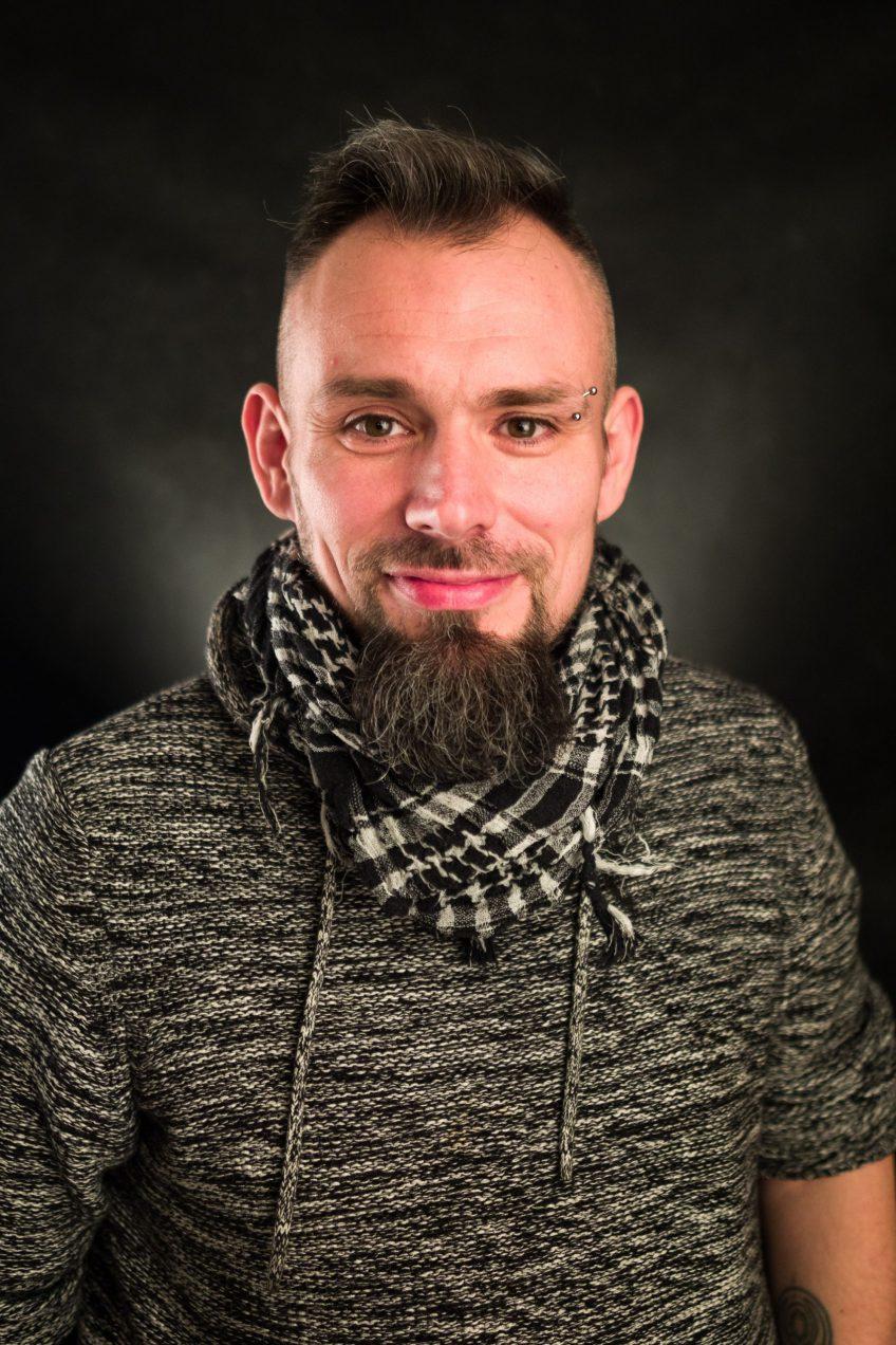 50 twarzy OQLa – Grzegorz